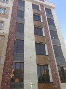پنجره دوجداره لمینیت