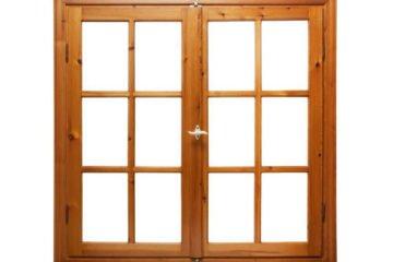 معایب پنجره چوبی