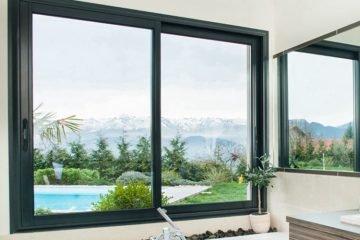 پنجره سه جداره بایگانی پنجره دو جداره آوان صنعت