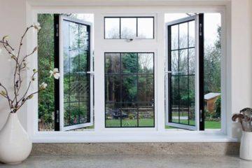 انواع پنجره