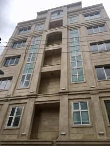 پنجره دوجداره upvc نما